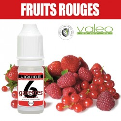 Eliquide Fruits Rouges