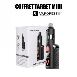 Coffret Target Mini Full Kit - Vaporesso