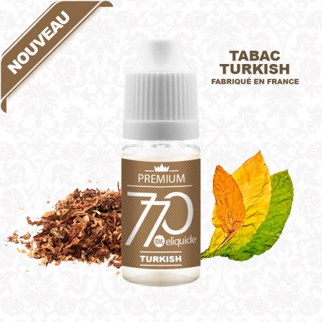 E-Liquide Tabac Turkish