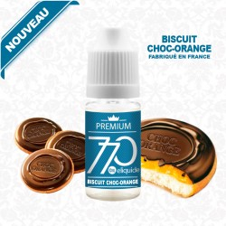 E-Liquide Biscuit Choc-Orange