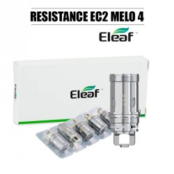 Pack de 5 résistances EC2 Melo 4 - Eleaf
