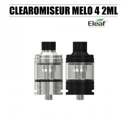 Cleromiseur MELO 4 - D25 2ML - ELEAF