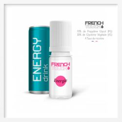 E-liquide French Touch Energie