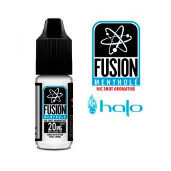 BOOSTER HALO FUSION MENTHOL 50/50 10ML