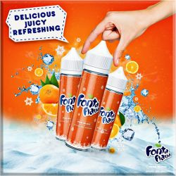Snow Orange 60mL [Fonta Flava]