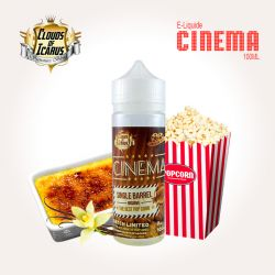 E-LIQUIDE CINEMA  100 / 200 ML - Clouds of Icarus