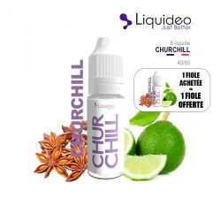 E-Liquide CHURCHILL - Liquideo
