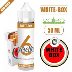 E-liquide WHITE BOX - de 50 à 100 ML