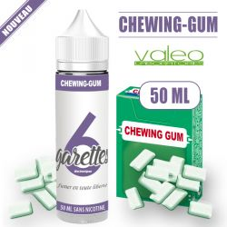 E-liquide CHEWING-GUM - de 50 à 100 ML