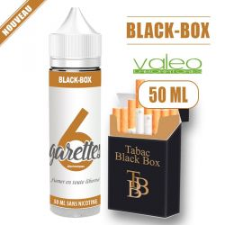 E-liquide BLACK BOX - de 50 à 100 ML