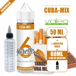 PACK CUBA-MIX - de 60 à 100 ML