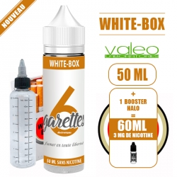 PACK WHITE-BOX PRET A VAPER