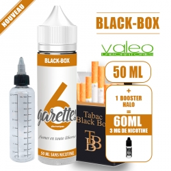 PACK BLACK-BOX PRET A VAPER