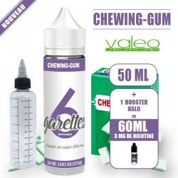 PACK CHEWING-GUM  - de 60 à 100 ML