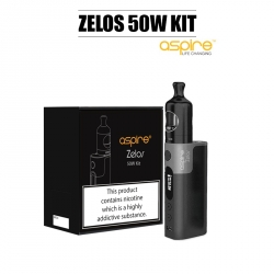 Kit Zelos 2 + Nautilus 2S - ASPIRE