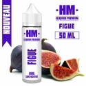 E-liquide FIGUE - HM - de 50 à 100 ML