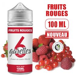 E-liquide FRUITS ROUGES - VALEO 100 ML