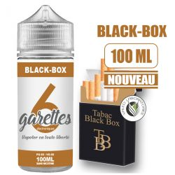 Eliquide BLACK-BOX - VALEO 100 ML