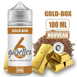 Eliquide GOLD-BOX - VALEO 100 ML