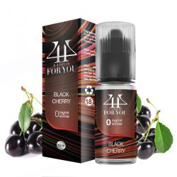 E-liquide BLACK CHERRY - 4YOU