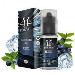 E-liquide BLUEBERRY ICE - 4YOU