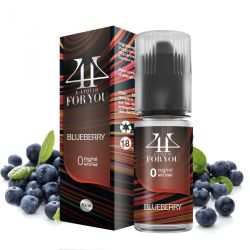 E-liquide BLUEBERRY - 4YOU