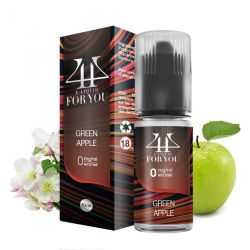 E-liquide GREEN APPLE - 4YOU