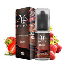 E-liquide STRAWBERRY - 4YOU