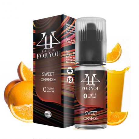 E-liquide pas cher SWEET ORANGE - 4YOU