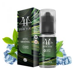 E-liquide ARTIC MENTHOL - 4YOU