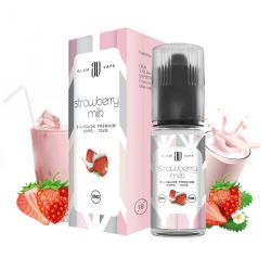 E-liquide STRAWBERRY MILK - GLAM VAPE