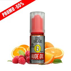 E-Liquide COIL GREASE - RUDE OIL