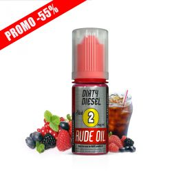 E-Liquide DIRTY DIESEL - RUDE OIL