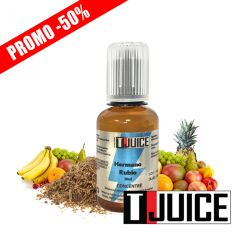 Concentré HEMANIO RUBIO 30ML - TJUICE