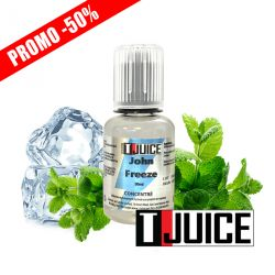 Concentré JOHN FREEZE 30ML