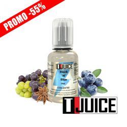 Concentré BLACK'N BLUE 30ML - TJUICE