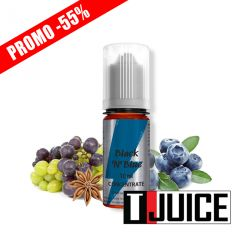Concentré BLACK'N BLUE 10ML - TJUICE