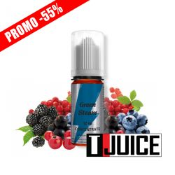 Concentré GREEN STEAM 10ML - TJUICE