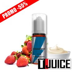 Concentré STRAWBERRI 10ML - TJUICE