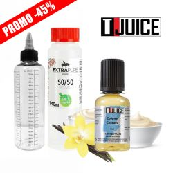 PACK DIY - COLONEL CUSTARD 30ML - TJUICE