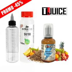 PACK DIY - HEMANIO RUBIO 30ML - TJUICE