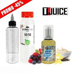 PACK DIY -  BOHEMIAN CUSTARDY 30ML - TJUICE