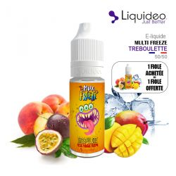 E-Liquide TIREBOULETTE PECHE / MANGUE / PASSION - Liquideo