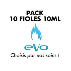 Pack 10 E-liquides TJUICE