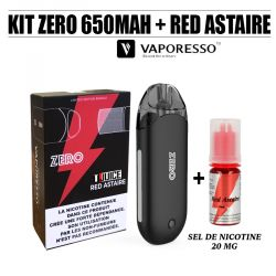 Pack ZERO + Red Astaire - Vaporesso