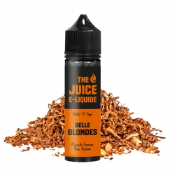 E-Liquide 50ML BELLE BLONDES - THE JUICE