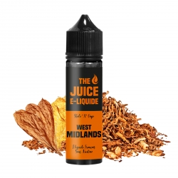 E-Liquide pas cher 50ML WEST MIDLANDS - THE JUICE