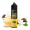 E-Liquide 50ML VANILLA CREAM - THE JUICE