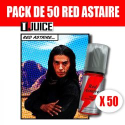 Pack de 50 Red Astaire -TJUICE