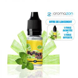 E-liquide Bubble Juice Mint - Aromazon